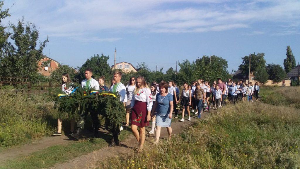 Безсмертний подвиг українського народу